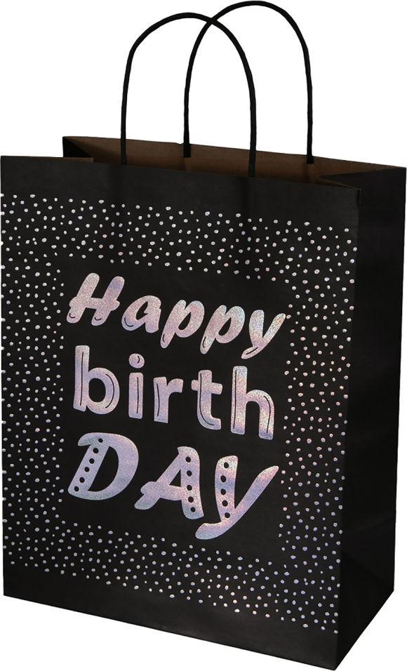 Пакет подарочный Magic Pack Happy day 26*32.4*12.7см