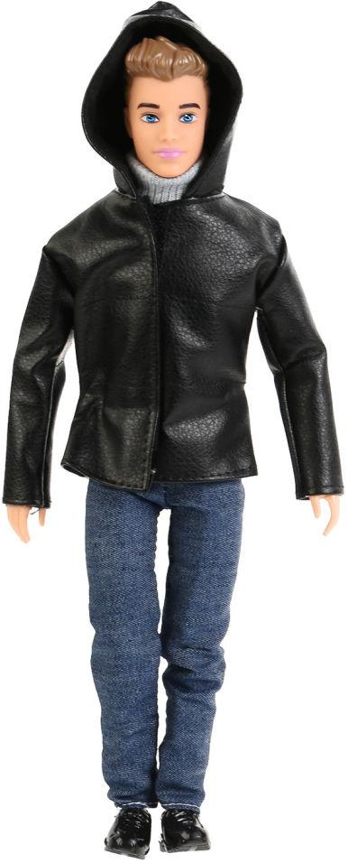 Кукла Shantou City Алекс в зимней одежде