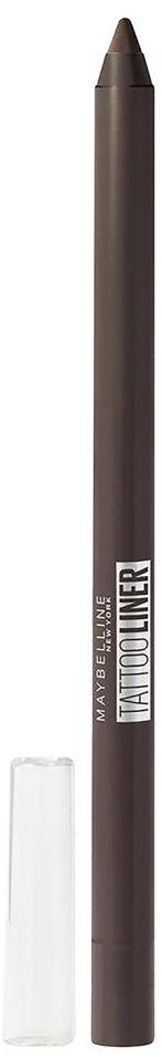 Карандаш для глаз Maybelline New York Tatto Liner гелевый Оттенок 910 Каштановый 1.3г