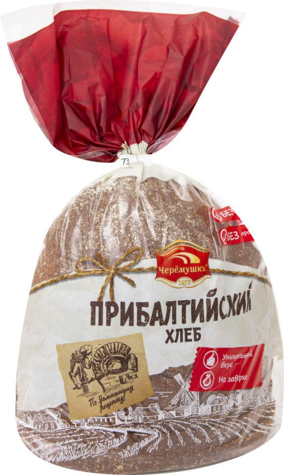 Хлеб Черемушки Прибалтийский нарезной 400г