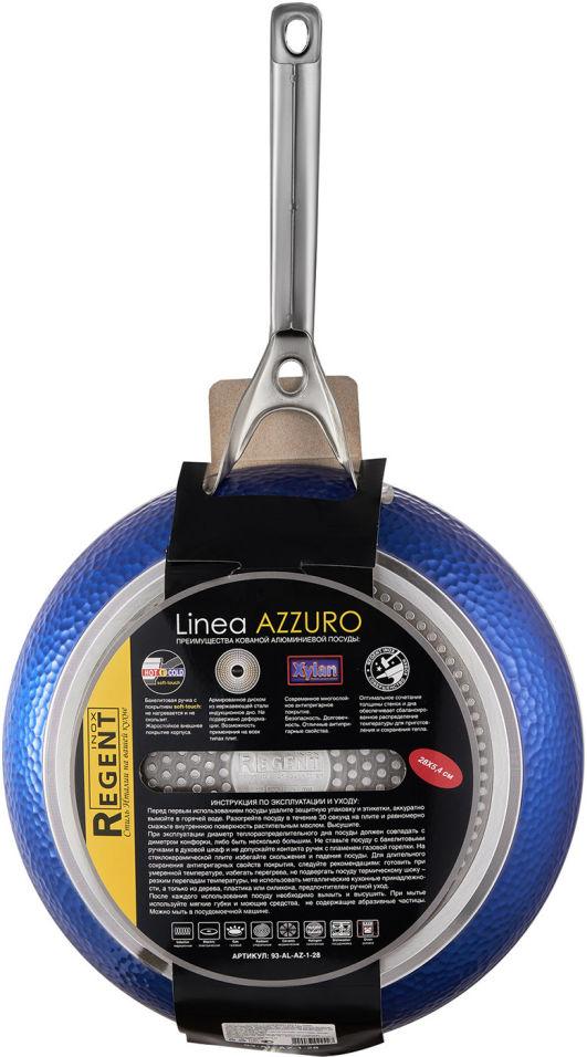 Сковорода Regent Linea Azzuro 28*5.4см