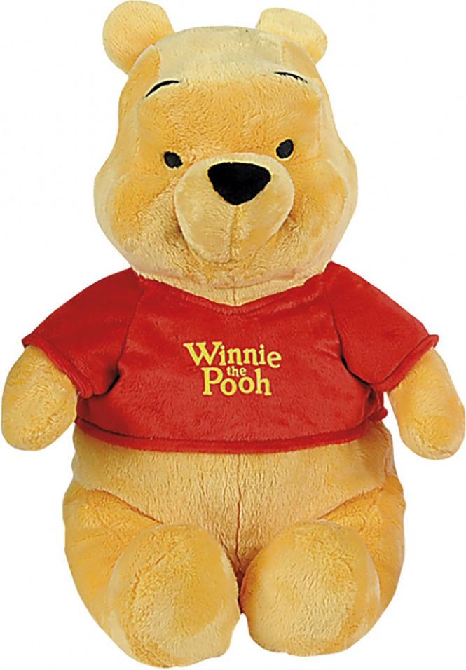 Мягкая игрушка Nicotoy Медвежонок Винни 43см