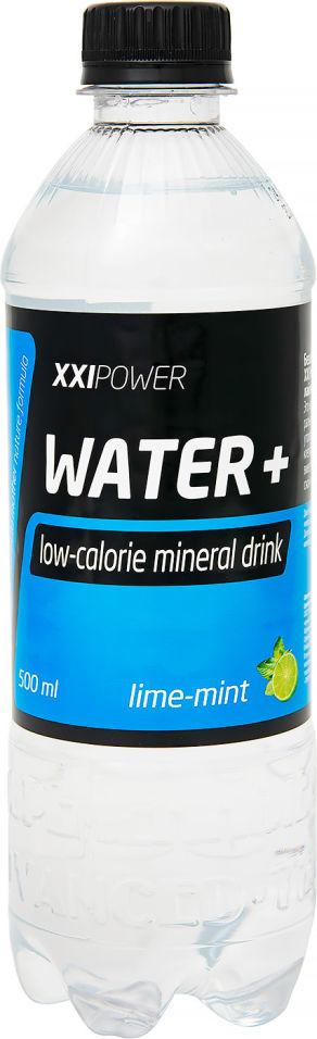 Напиток XXI Power Water+ Лайм Мята 500мл