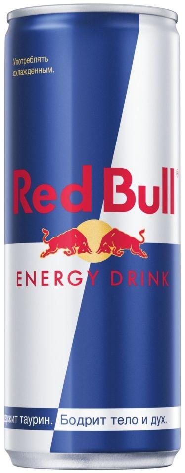 Напиток Red Bull энергетический 250мл