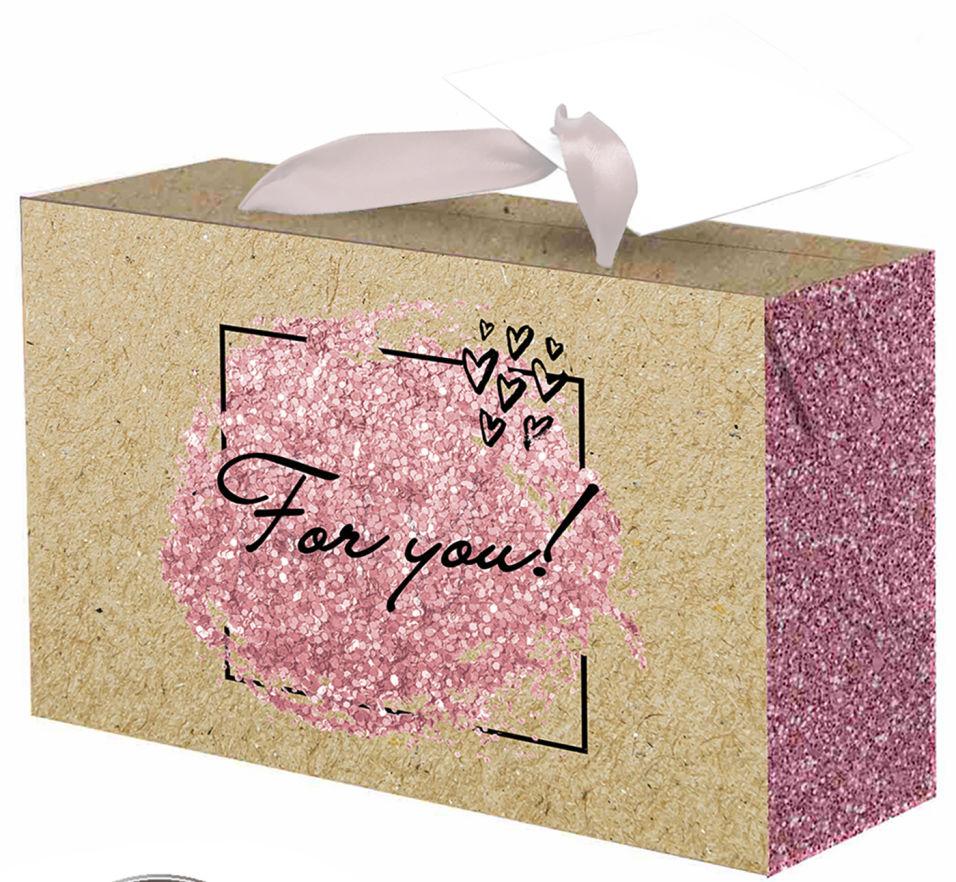 Пакет подарочный Magic Pack For you 15*11*9см