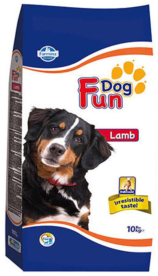 Корм для собак Farmina Fun Dog Adult Ягненок 10кг