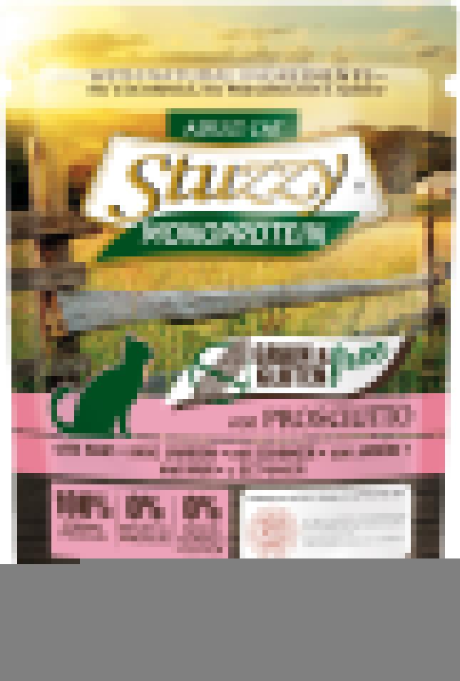Отзывы о Корме для кошек Stuzzy Monoprotein Ветчина 85г