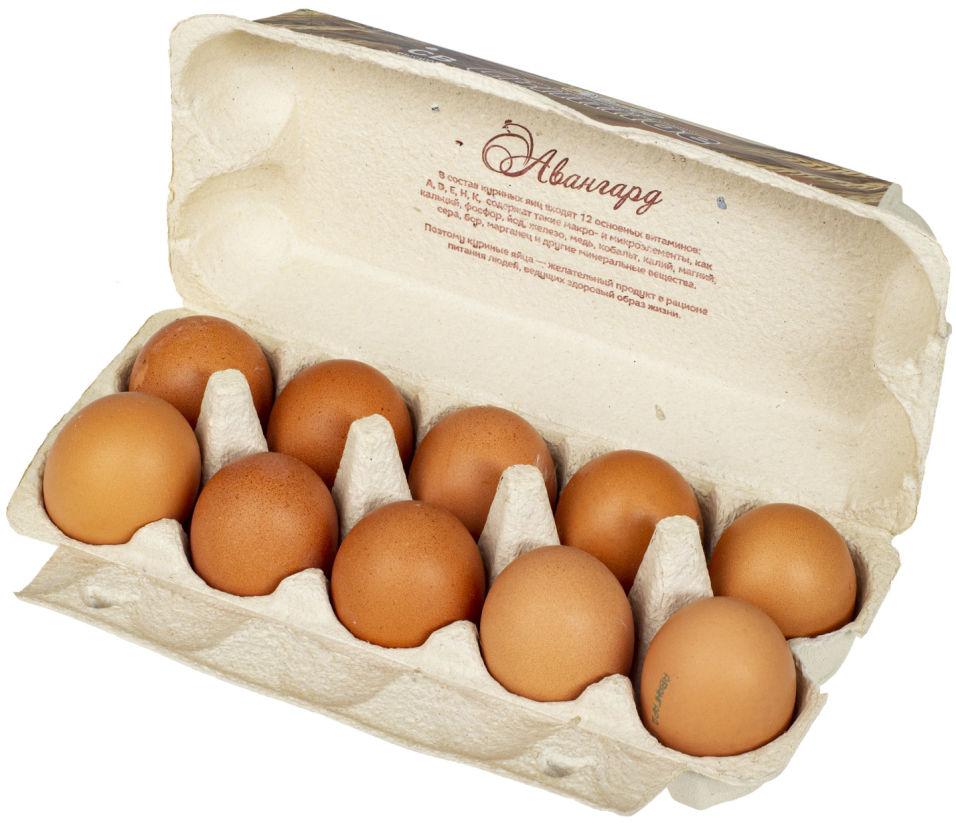Отзывы о Яйца Авангард Сытные СB коричневые 10шт