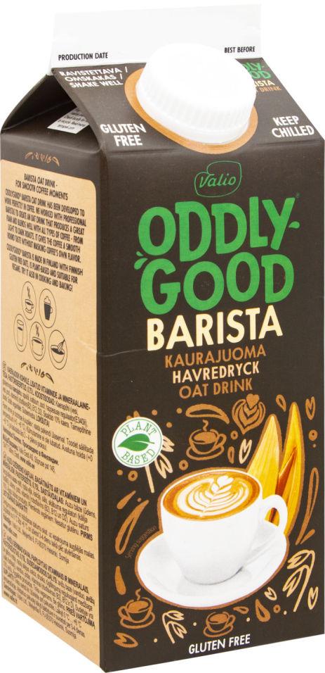 Отзывы о Напитке овсяном Valio Barista Oddl Ygood 750л