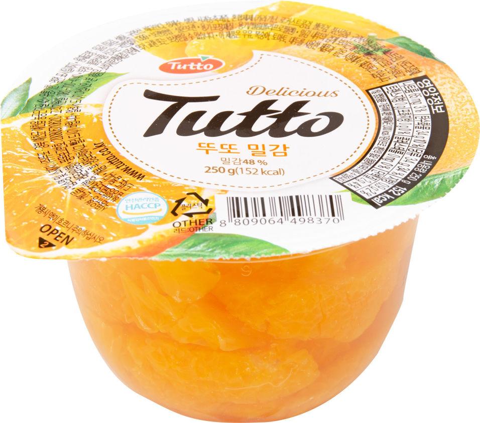Отзывы о Десерт Tutto Японский Мандарин 250г