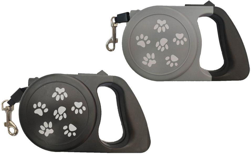 Рулетка-поводок для собаки Lilli Pet Htech XXL 8м