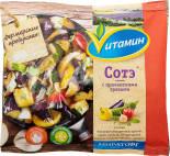 Смесь овощная Vитамин Сотэ с прованскими травами быстрозамороженная 400г
