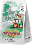 Сухой корм для кошек Savarra Adult Cat Hairball Утка рис 2кг