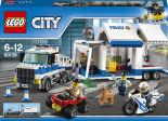 Конструктор LEGO City Police 60139 Мобильный командный центр