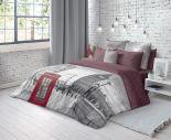 Комплект постельного белья Волшебная Ночь в стиле Лофт London 1.5-спальный наволочки 50*70см