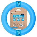 Игрушка для собак PitchDog Кольцо голубое