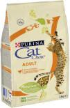 Сухой корм для кошек Cat Chow Adult с домашней птицей 1.5кг