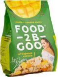 Мюсли Food to be Good Манго-семена льна 300г