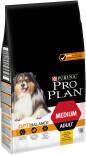 Сухой корм для собак Pro Plan Optibalance Medium Adult для средних пород с курицей 7кг