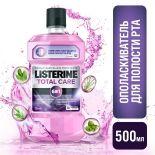 Ополаскиватель для рта Listerine Total Care 6в1 500мл