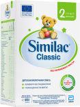 Смесь Similac Classic 2 молочная с 6 месяцев 600г