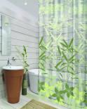 Штора для ванной комнаты Swensa Grass 180*180см