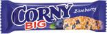 Батончик злаковый Corny Big с черникой 40г