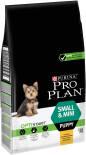 Сухой корм для щенков Pro Plan Optistart Small&Mini Puppy для мелких пород с курицей 7кг