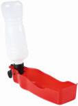 Бутылка-миска для собак Trixie дорожная 500мл