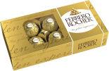 Конфеты Ferrero Rocher хрустящие из молочного шоколада 75г