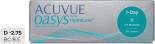 Контактные линзы Acuvue Oasys 1-Day with HydraLuxe Однодневные -2.75/14.3/8.5 30шт