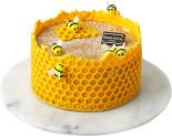 Торт Cream Royal Пчелка 850г