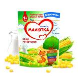 Каша Малютка Молочная кукурузная 220г