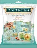 Конфеты Amapola Миндаль и кокос 120г