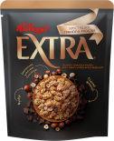 Гранола-мюсли Extra с темным шоколадом и фундуком 300г