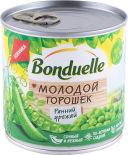 Горошек Bonduelle зеленый Молодой 212мл