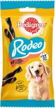 Лакомство для собак Pedigree Rodeo с говядиной 123г