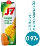 Нектар J-7 Апельсин манго маракуйя 970мл