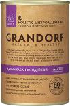 Корм для собак Grandorf Adult Индейка с диким кабаном 400г