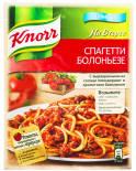 Сухая смесь Knorr На Второе Спагетти Болоньезе 25г