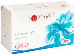 Полотенца бумажные Maneki Dream для диспенсера V-сложения 21.5х22.5см 250шт
