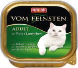 Корм для кошек Animonda Vom Feinsten Adult Индейка и кролик 100г