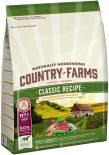 Сухой корм для собак Country Farms Classic Recipe с ягненком 2.5кг