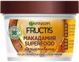 Маска для волос Garnier Fructis Superfood 3в1 Макадамия 390мл
