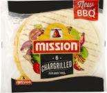 Лепешки Mission Тортильи пшеничные оригинальные гриль 250г