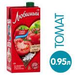 Нектар Любимый Спелый томат 950мл
