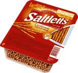 Палочки Lorenz Saltletts Хлебные Классические соленые 150г