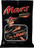 Шоколадный батончик Mars Minis 14шт*13г