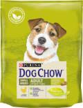 Сухой корм для собак Dog Chow Small Breed Adult с курицей 800г