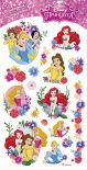 Переводные татуировки Disney Принцесса 9.5*18.5см